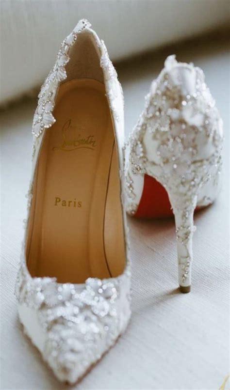 ideas  lace wedding shoes  pinterest wedding shoes heels winter wedding shoes