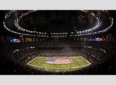 The Ghosts of the New Orleans Superdome GQ