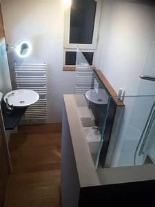 Alternative Für Fliesen In Der Dusche : glas duschr ckwand statt fliesen in der dusche ~ Sanjose-hotels-ca.com Haus und Dekorationen
