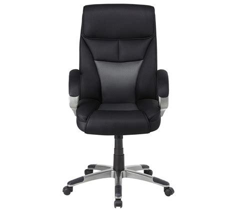 fauteuil de bureau amazon fauteuil de bureau zoe noir