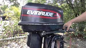 How To Fix Johnson  Evinrude 2 Stroke 25hp  30hp Shifting