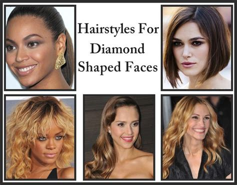 face shape diamondround images  pinterest