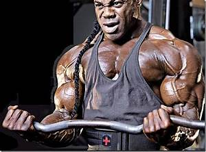 Kai Greene Workout Routine  Meal Plan  And Training Video
