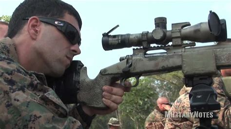 Usmc Scout Sniper Combat Marksmanship