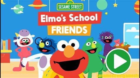 Elmo Cartoons For Toddlers