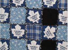NHL Toronto Maple Leafs quilting fabric