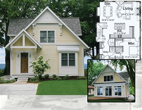 cottage plans designs tiny small style cottage house plans to