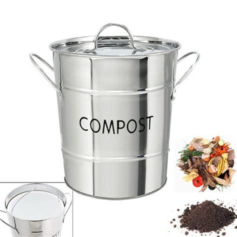 compost de cuisine seau a compost pour cuisine maison design bahbe com
