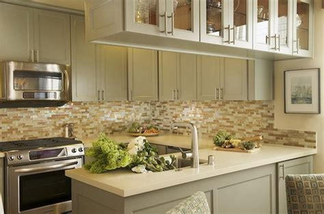 green glass backsplashes for kitchens by steps installing kitchen peninsula cabinets home