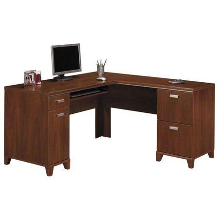 desk l walmart bush furniture l desk walmart