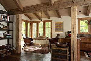 The Gatehouse - Rustic - Dining Room - minneapolis - by