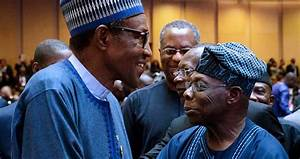 Presidency React to Obasanjo's Assessment of Buhari's ...