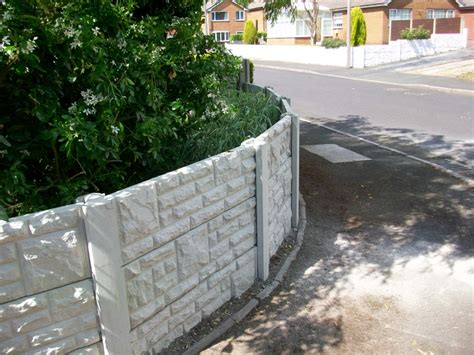 rock face gravel board