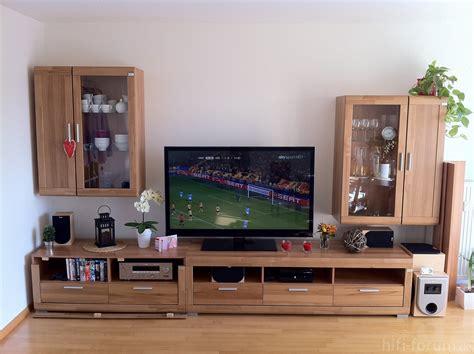 wohnwand mit verstecktem fernseher wohnwand mit tv noch nicht ganz fertig fertig tv wohnwand hifi forum de bildergalerie