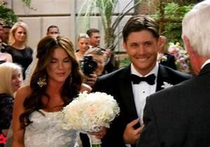 PHOTOS of the CW Wedding: Jensen Ackles & Danneel Harris ...