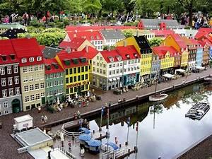 Legoland Billund  Denmark - Tourist Attractions In Denmark - Tourist Attractions
