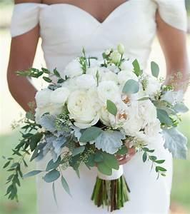 Bouquet De Mariage : photo bouquet de mari e 2017 la tendance du bouquet asym trique ~ Preciouscoupons.com Idées de Décoration