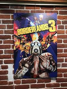 Gearbox Shows Off Several Alternate Box Art Concepts For