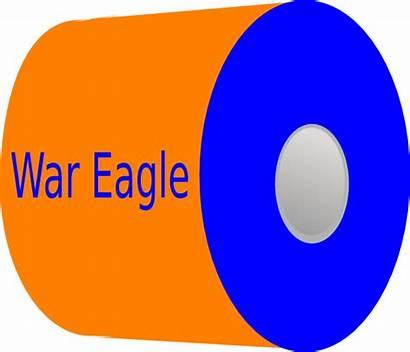 Eagle War Toilet Paper Clip Clipart Clker