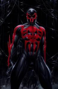 Spider-Man 2099 by edtadeo on DeviantArt
