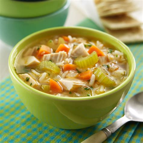 chicken soup recipe chicken and rice soup