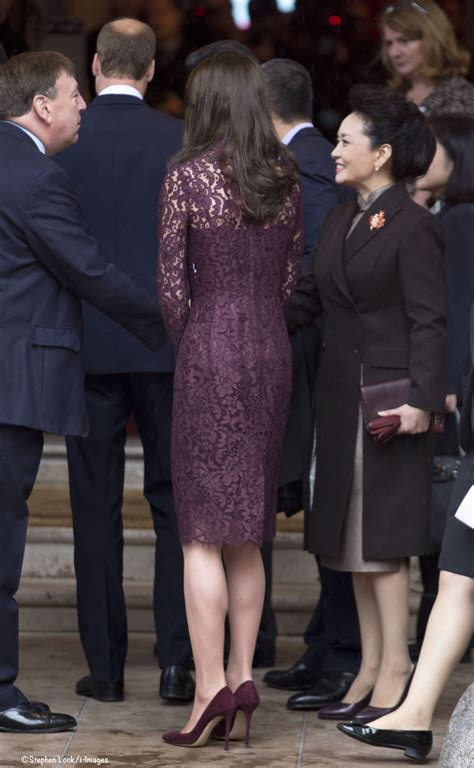 plain a line skirt two new designers for the duchess as kate wears dolce and