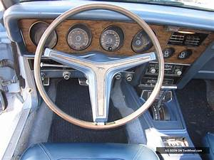 1973 Mercury Cougar Xr7 Convertible 351 Cleveland