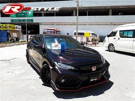 Honda C?v?c Hatchback 2017