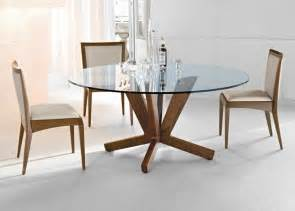 glass dining room table set 39 modern glass dining room table ideas