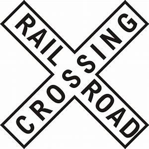 Railroad Crossing Clip Art - Cliparts.co