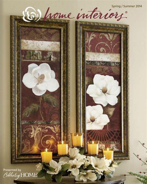 home interiors catalog home interiors 2014 summer catalog available