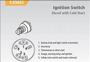 John Deere 4600 Parts Diagram Ignition Switch