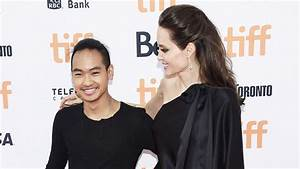Maddox Jolie-Pitt's First Interview: Angelina Jolie Is 'A ...