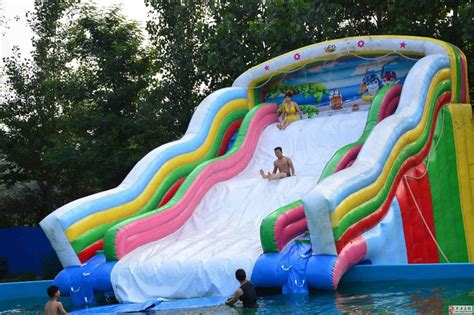 factory direct inflatable castle  pool  large water park large pool ocean world ship