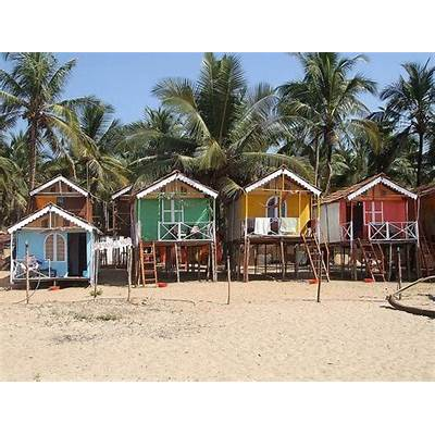 Bamboo huts #THAI #HOMESBambooPinterestMore Beach