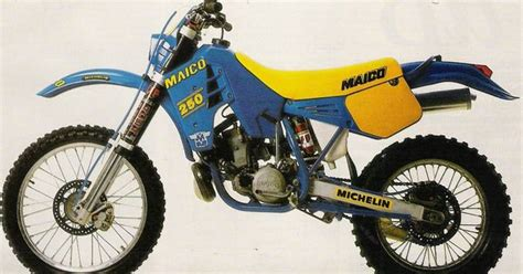 1986 Maico 250 Enduro. Few Were Produced. Could Be One Of