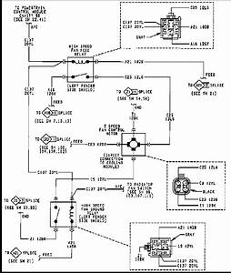 1998 Dodge Caravan Fuse Diagram