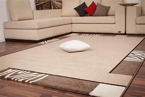 tapis moderne beige bern 120x170 cm With tapis modernes italiens