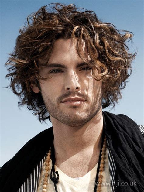 image result  men curly hair bob long curly hair men