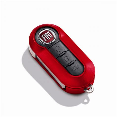 Fiat Key Covers by Fiat 500 Single Key Cover