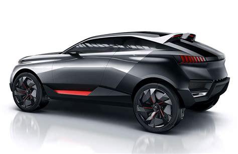 Peugeot Quartz Concept Photo 2 14181
