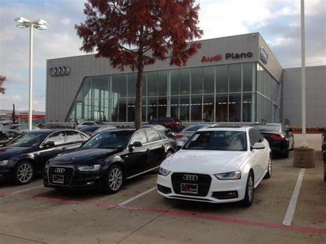 Audi Plano by Audi Plano Plano Tx 75093 Car Dealership And Auto