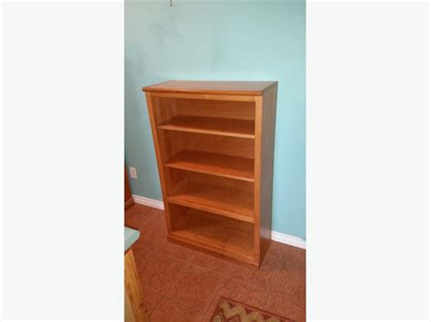 Solid Maple Bookcase by Solid Maple Bookcase Esquimalt View Royal