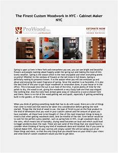 Woodworking Architectural woodwork nyc Plans PDF Download