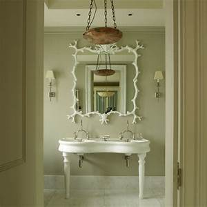 classic bathroom decorating ideas housetohomecouk With french style bathroom mirror