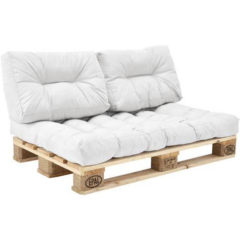 dossier de canapé 3x coussin de siège coussin de dossier pour canapé