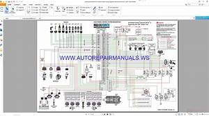 Maxxforce Eged410 Control System Wiring Diagrams Manual