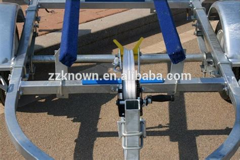 Boat Trailer Rollers Alibaba by 2016 China Manufacturer Easy Load Foldable Boat Trailer