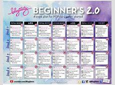 NEW Beginners Calendar 20 Calendar Template 2019