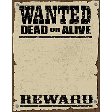 wanted dead or alive poster template free the history of the most wanted poster huffpost
